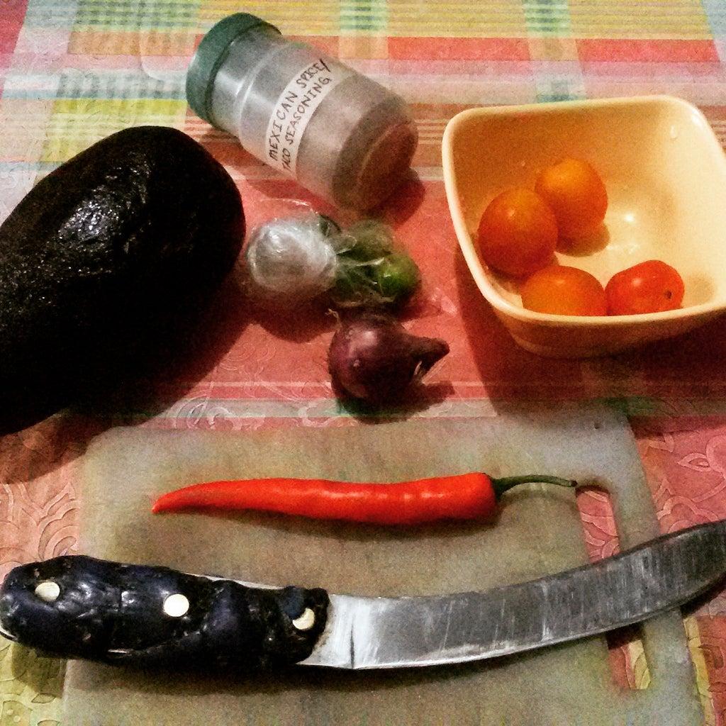STEP 1: Preparing the Ingredients.