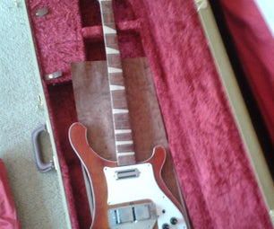 Miscellaneous Guitar Modifications