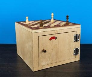 如何制作象棋秘密安全