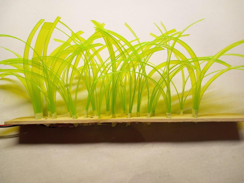 Adding Grass