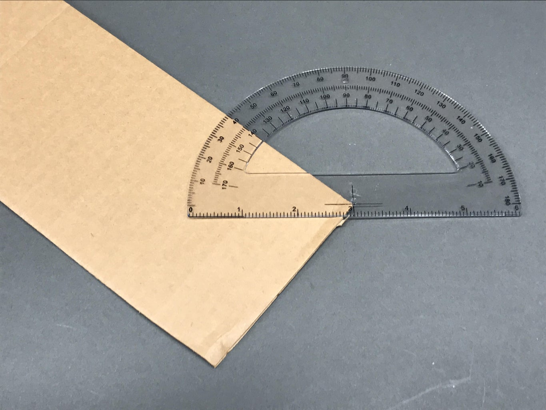 Prototype With Cardboard