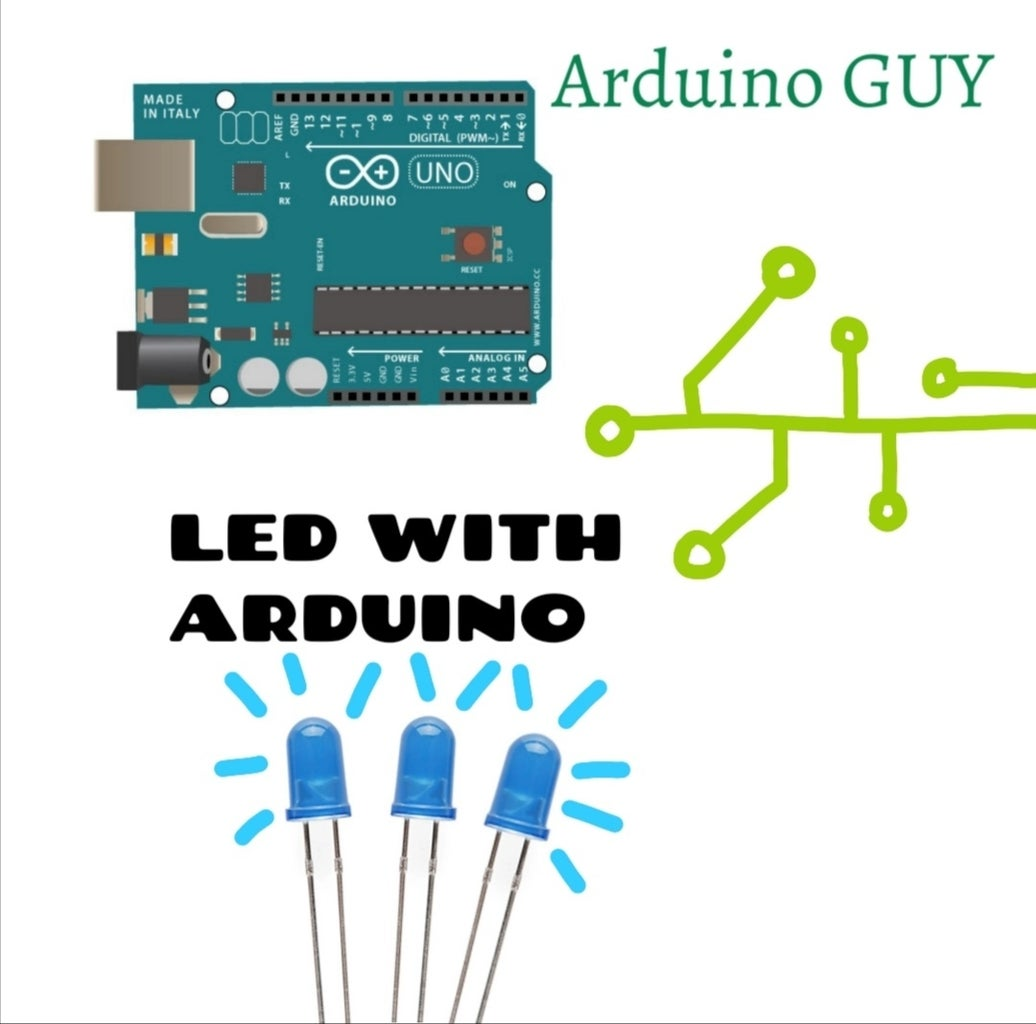 How to Control LEDs With Arduino
