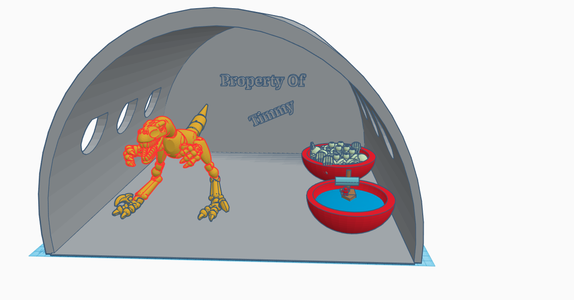 Tinkercad: Design a Home for Your Pet