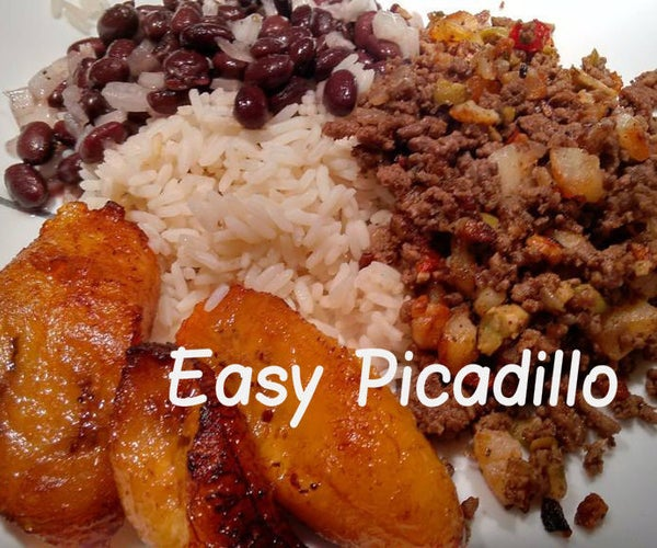 Easy Picadillo