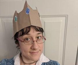 纸王冠与彩色宝石