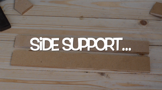 The Side Support/cutting Support