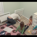Building a Toddler Bed Timelapse | With Kids