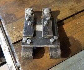 Delta Contractor's Saw Motor Mount Bracket
