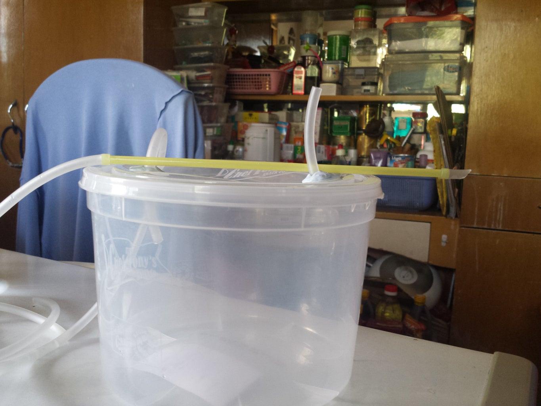 Siphon for Mini Aquariums