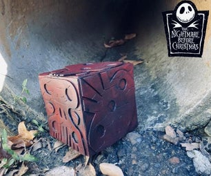 Oogie Boogie's Dice From Nightmare Before Christmas
