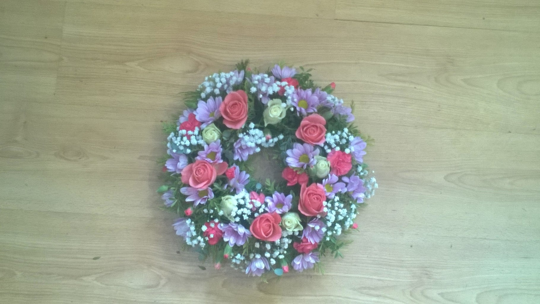 Fill in With Gypsophila