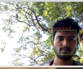 Opencv Face Detection,Training and Recognition