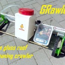 GRawler - Glass Roof Cleaner
