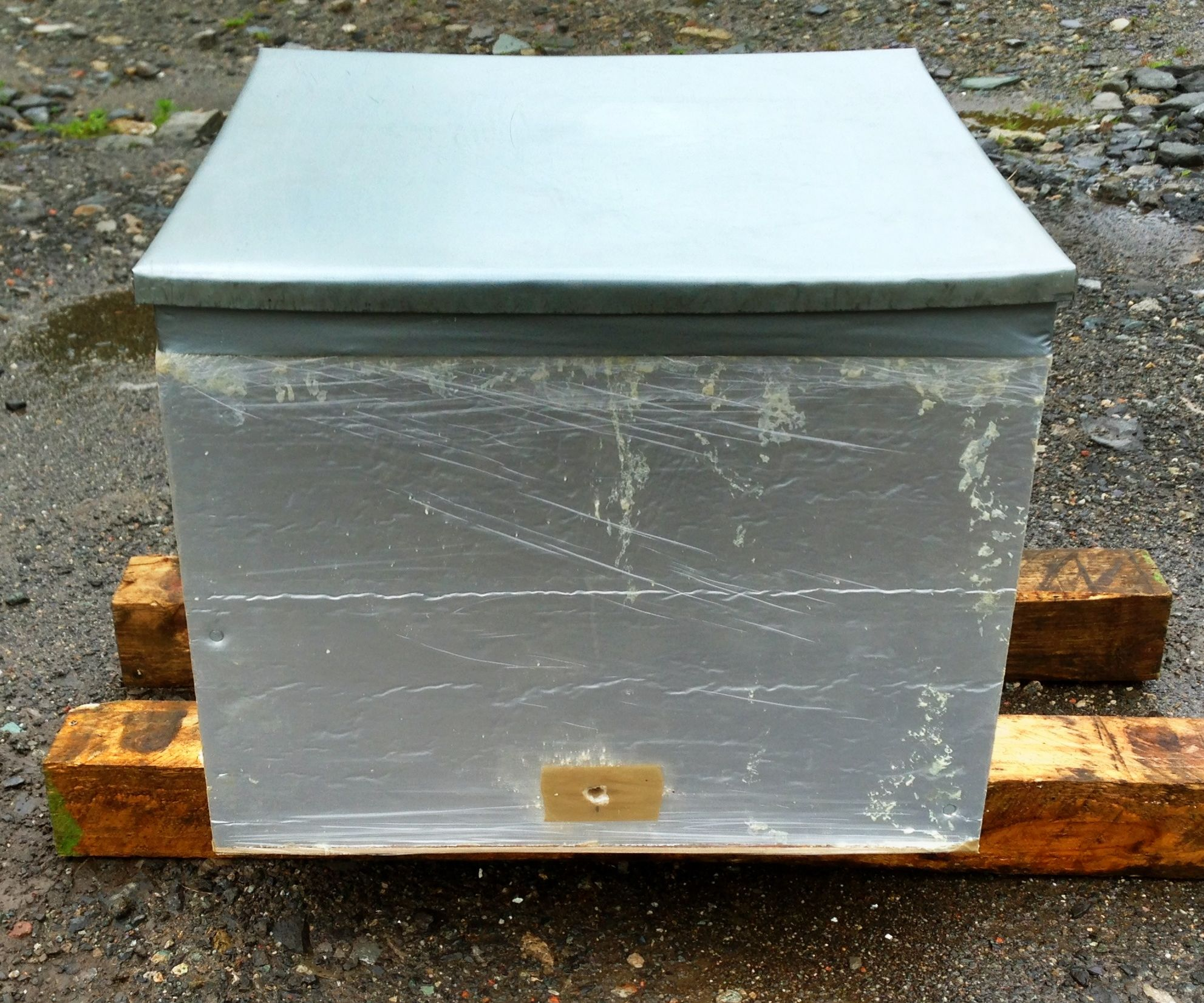 Insulation for National Beehives