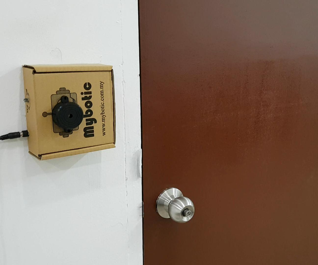 Tutorial: How to Make Laser Alarm System