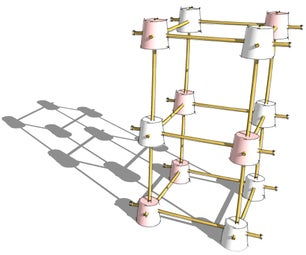 Spaghetti and Marshmallow Structures