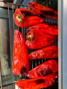 Grill the Peppers
