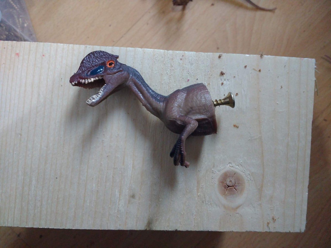 Mounting the Dinosaurs: