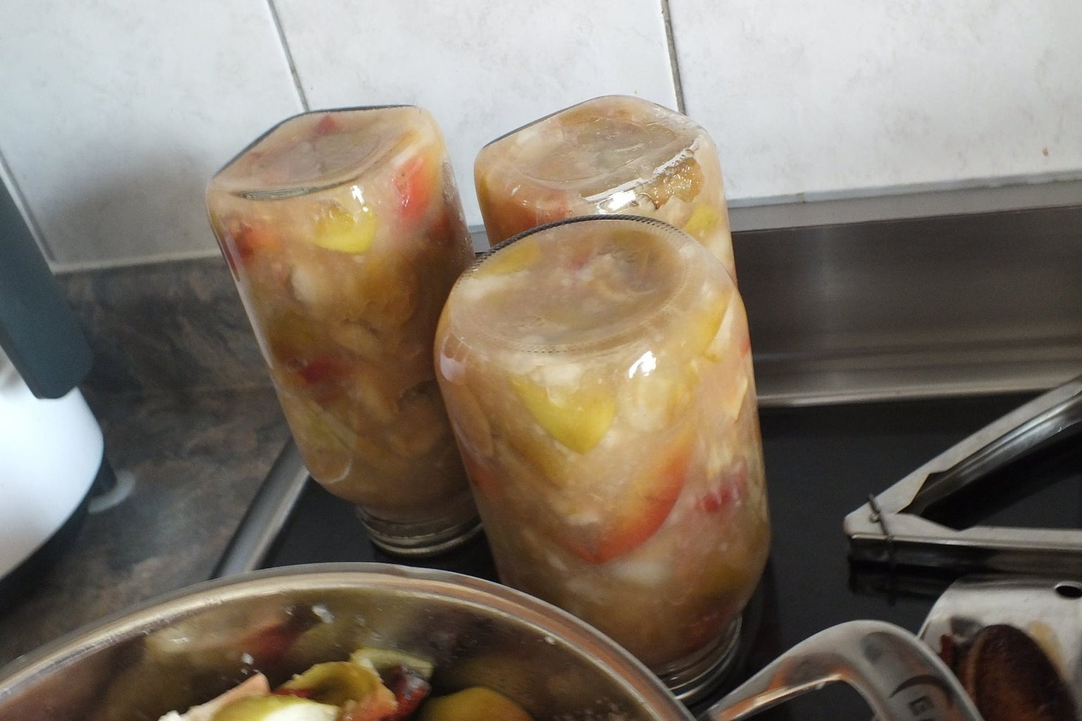 Canning and Uses