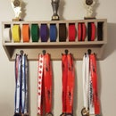 One Board Taekwondo Belt Display