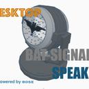 The BOSEBuild Desktop Bat-Signal Speaker!