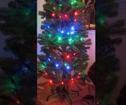Easy Voice-Controlled Christmas Tree (no PC or WiFi Req'd)