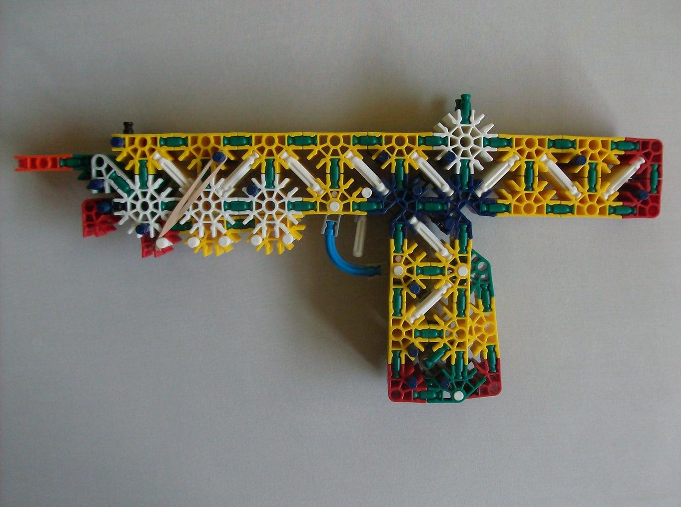K'nex - PM-63 RAK Instructions