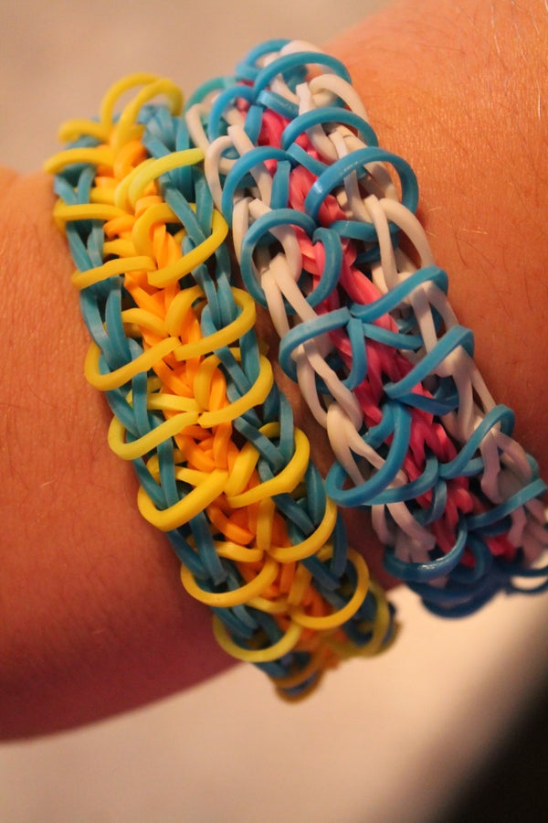 Rainbow Loom How-to: Zippy Chain
