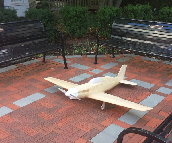 Designing and Building Beautiful RC Airplane
