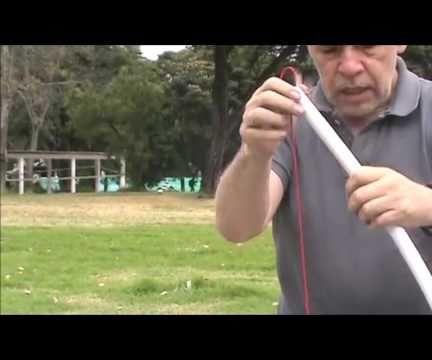 Arco De PVC - Archery Bow PVC
