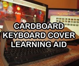 Cardboard Keyboard Cover