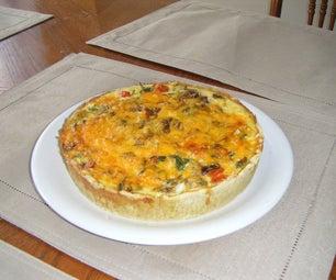 Homemade Quiche Recipe
