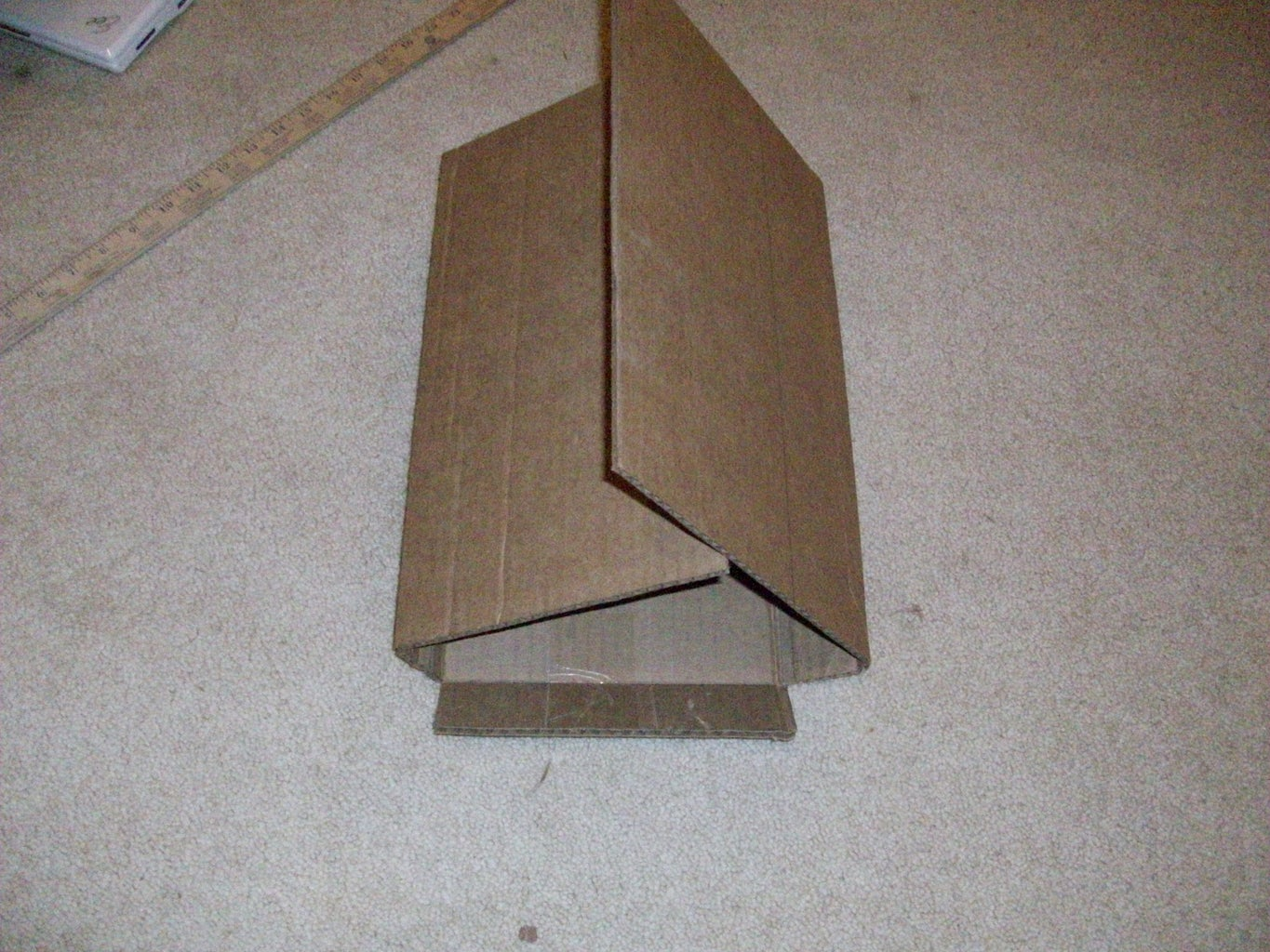 Making the Flaps Foldable