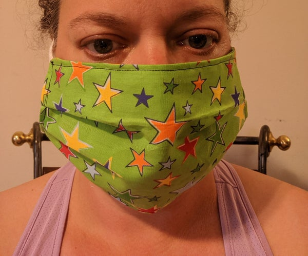 Sew an Emergency Face Mask