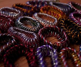 Chain Mail Jewelery
