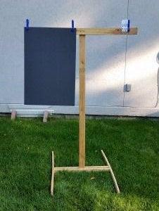 DIY Target Stand