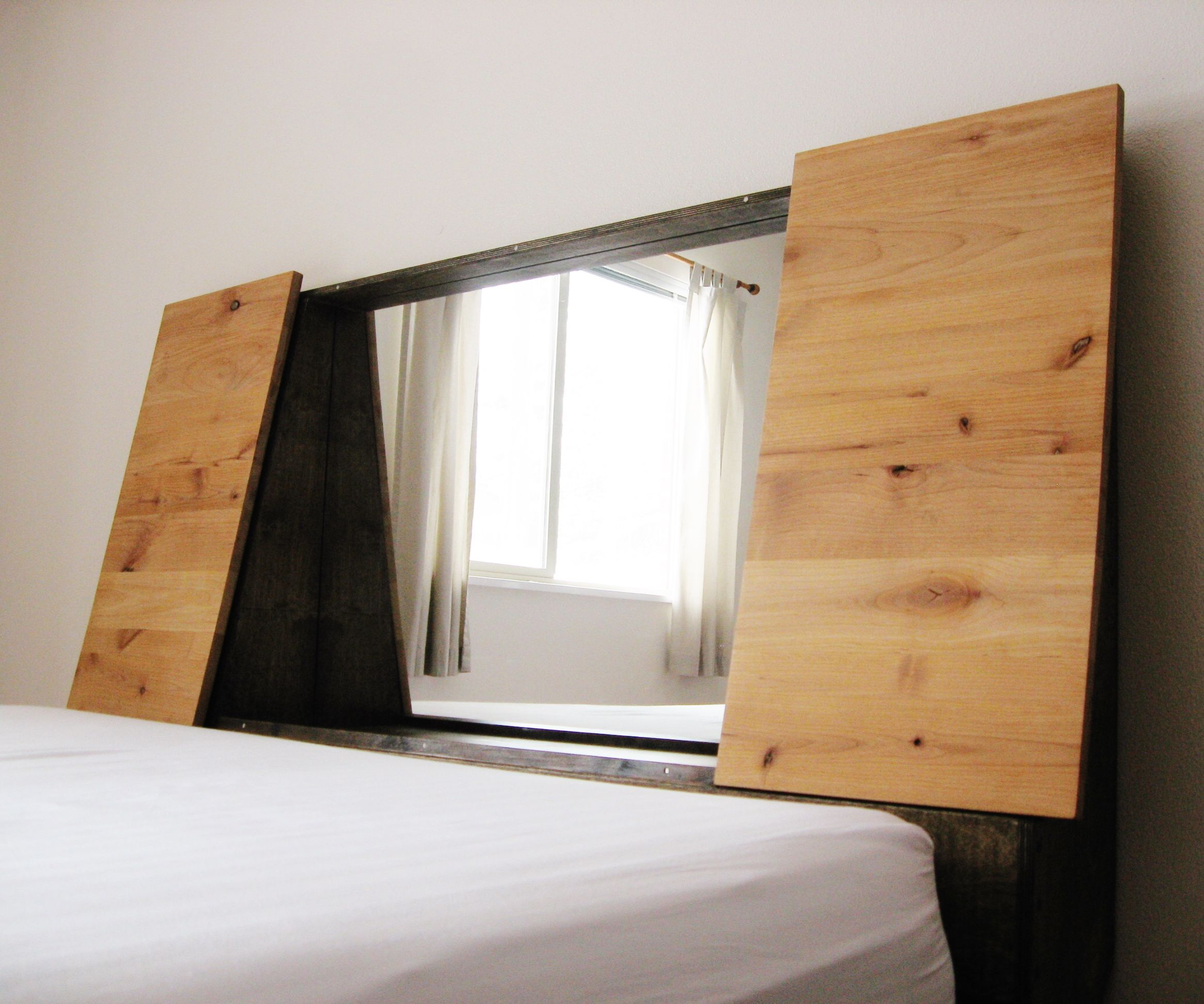 The Ultimate Headboard (secret compartments & more!)