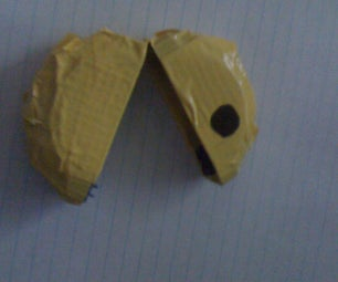 Duct Tape Pac-Man!