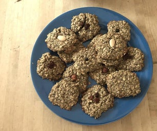 Stinging Nettle Cookies