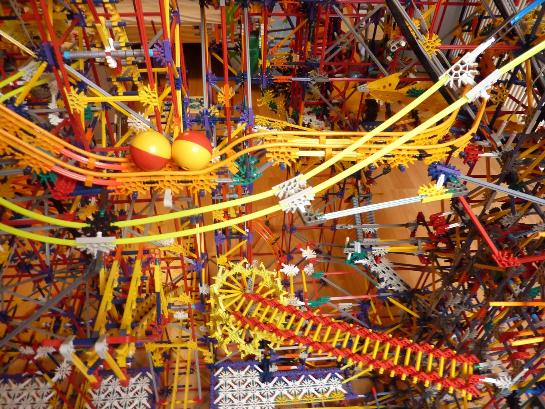 Knex Ball Machine: Euphoria, Elements