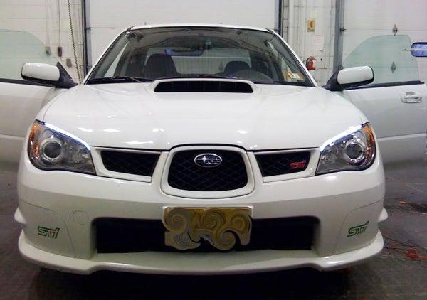 DIY Flexible LED Strip Installation in My Subaru