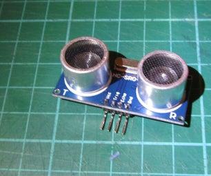 Cheap Sensors: HC-SR04