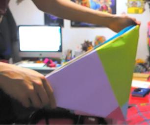 Gigant Origami Thunder.
