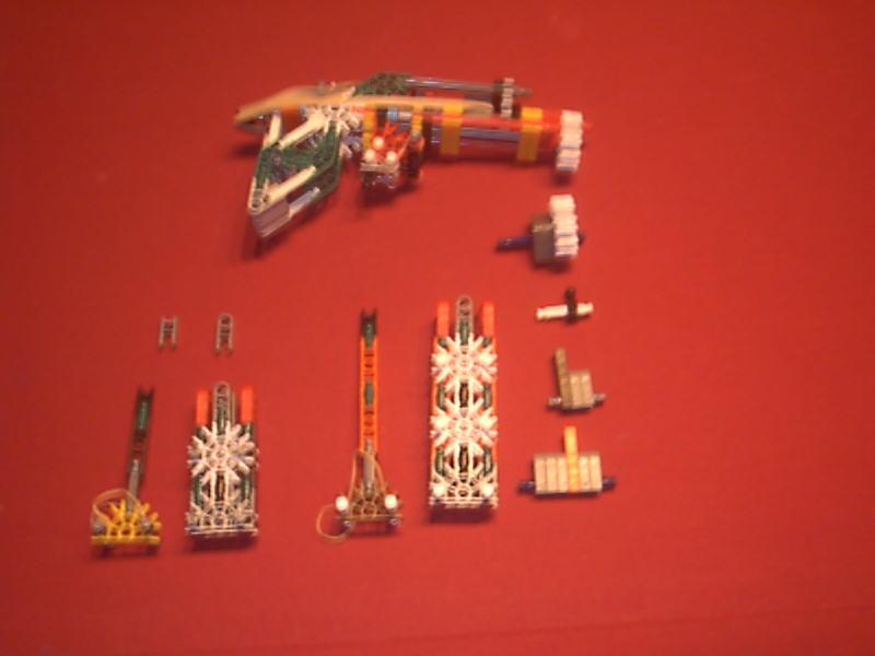 Mrpowerful's Hybrid Gun