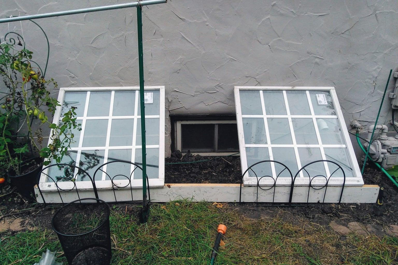 Windows + Plastic