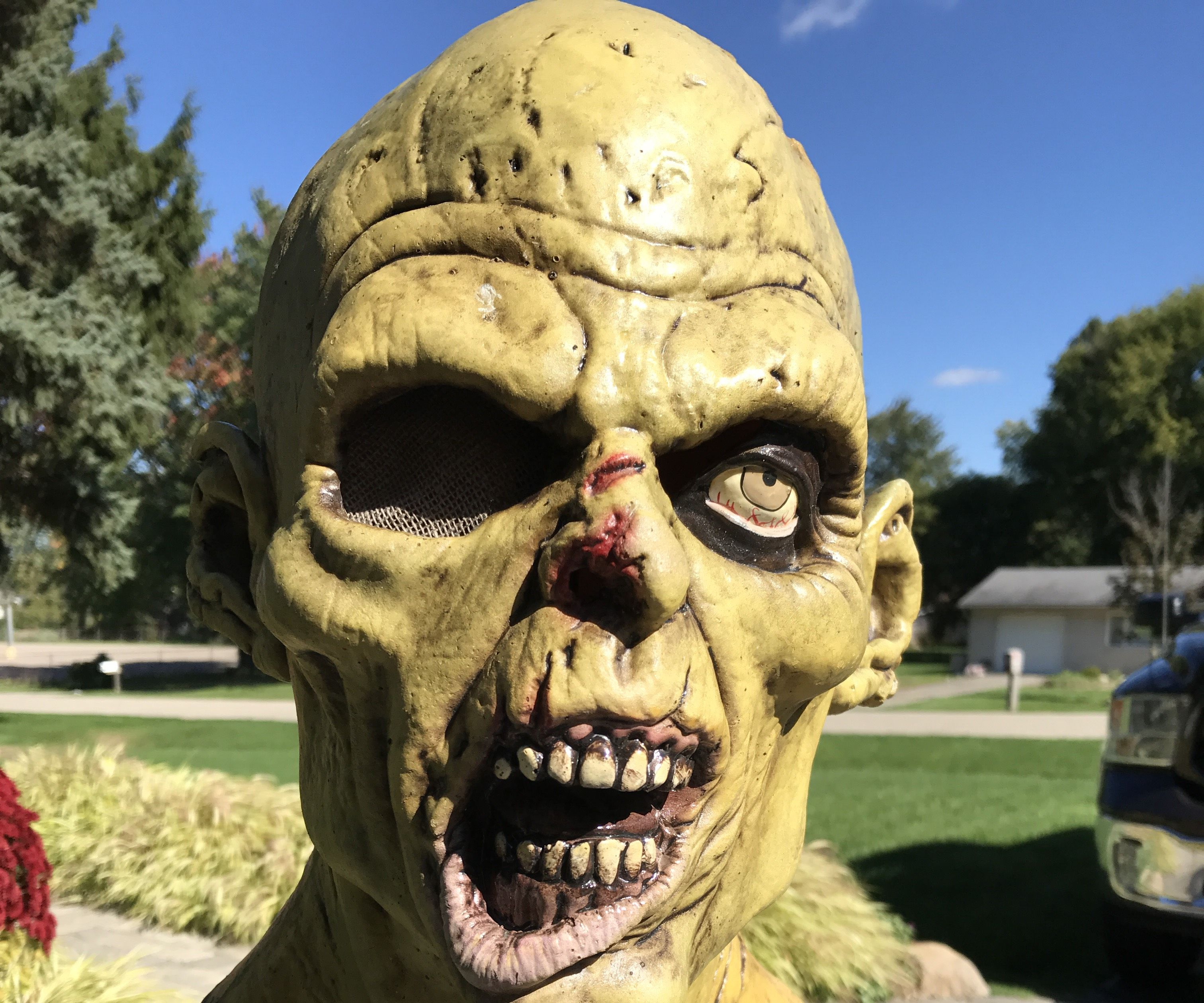 How to Turn Your Favorite Mask Into a Halloween Prop