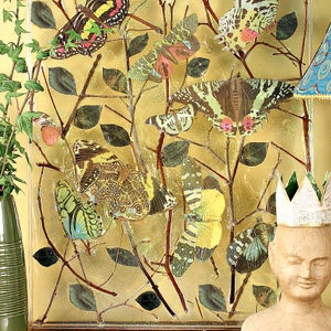 Butterfly Resin Art