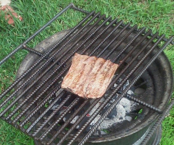 Rim Charcoal Grill