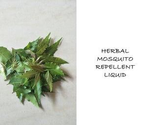 Herbal Mosquito Repellent Liquid