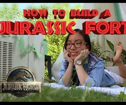 How to Build a Jurassic Fort